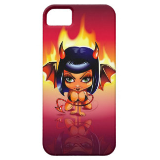 The Devil Made Me Do It iPhone 5 Case