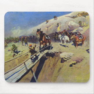 The Devil's Bridge, 1931 Mouse Mat