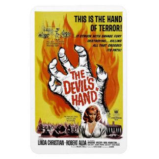 """The Devil's Hand"" Magnet"
