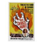 """The Devil's Hand"" Poster"