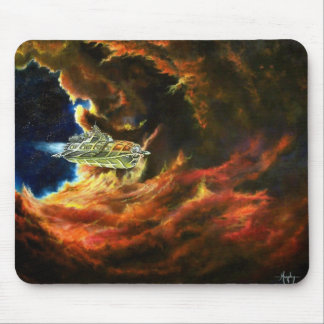 The Devil's Lair Mouse Mat