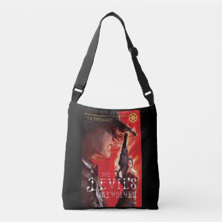 The Devil's Revolver Cross-Body Tote Bag