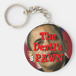The Devil's sPAWN Keychain