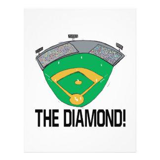 The Diamond Full Color Flyer