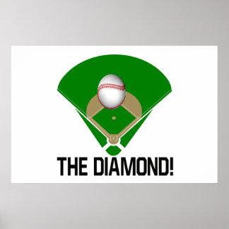 The Diamond Poster