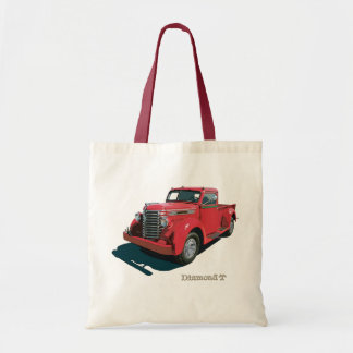 The Diamond T 201 Tote Bag