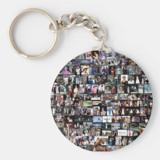 The Diana Collection Keychains