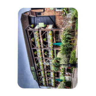 The Dickens Inn Pub London Rectangular Photo Magnet