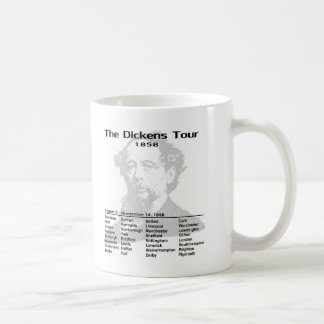 The Dickens Tour Coffee Mug