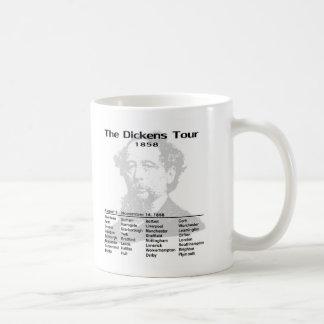 The Dickens Tour Classic White Coffee Mug