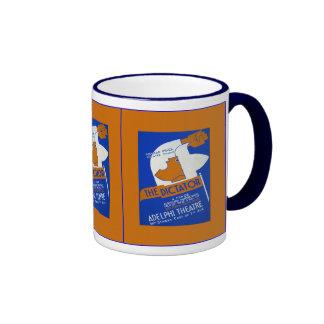 The Dictator Ringer Mug