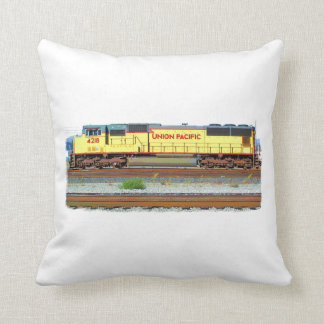 The Diesel Locomotive Cushion
