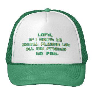 The Diet Prayer Cap