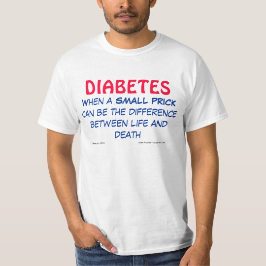 The difference between life and death T-Shirt