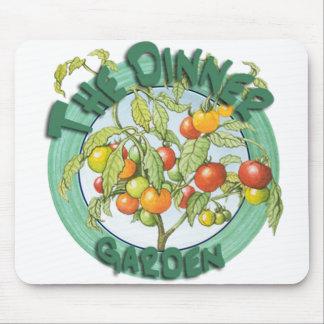 The Dinner Garden Mousepad