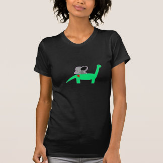 The Dinosaur and the Angel T-shirts