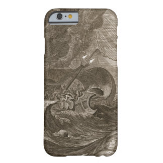 The Dioscuri Protect a Ship, 1731 (engraving) Barely There iPhone 6 Case