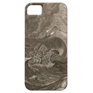 The Dioscuri Protect a Ship, 1731 (engraving) Case For The iPhone 5