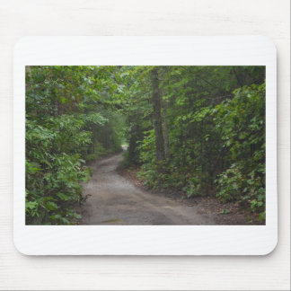 The Dirt Road in summer Mouse Pad