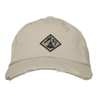 The Dirty Nomads Embroidered Hat