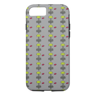 The disc golf basket image iPhone 7, 6S case cover