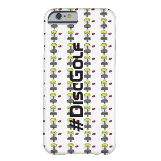 The #DiscGolf Iphone 6 or 6S case phone cover