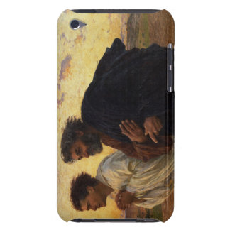 The Disciples Peter and John Running iPod Touch Cases