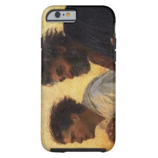 The Disciples Peter and John Running Tough iPhone 6 Case