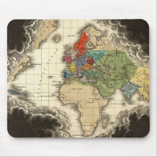 The Discovery of America 1498 AD Mouse Mat