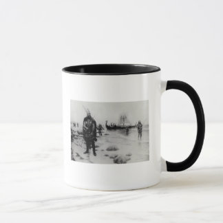The Discovery of America by Leif Eriksson Mug