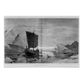 The Discovery of Greenland Poster
