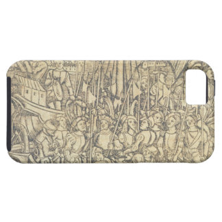 The Discovery of the New World by Chrisopher Colum iPhone 5 Case