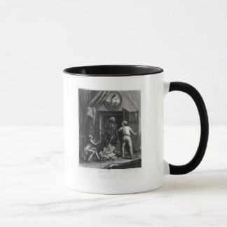 The Discovery of the Royal Correspondence Mug