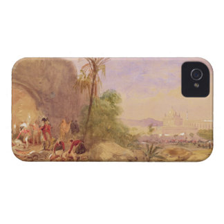 The discovery of Tipu's body at the Water Gate at iPhone 4 Case