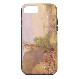 The discovery of Tipu's body at the Water Gate at iPhone 8/7 Case