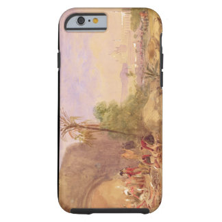 The discovery of Tipu's body at the Water Gate at Tough iPhone 6 Case