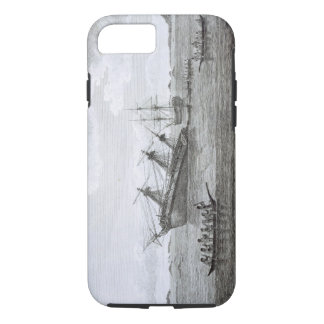 The Discovery on the Rocks in Queen Charlotte's So iPhone 8/7 Case