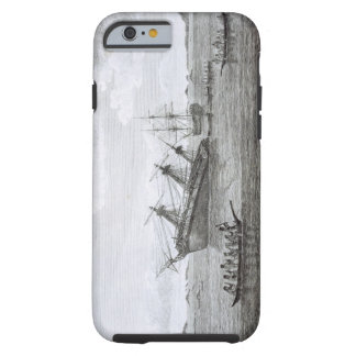 The Discovery on the Rocks in Queen Charlotte's So Tough iPhone 6 Case