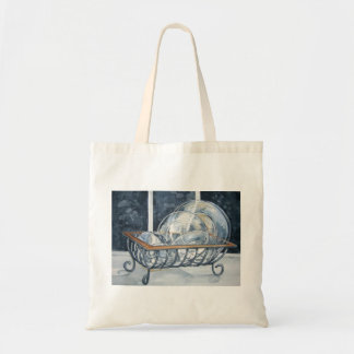 The Dishes are Done Tote Bag