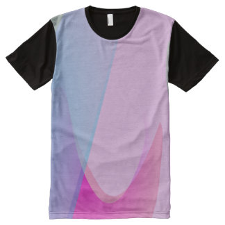 The Distinctive Morning Light All-Over Print T-Shirt