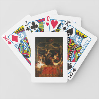The Diversion of the Moccoletti - The Last Gay Mad Bicycle Playing Cards