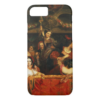 The Diversion of the Moccoletti - The Last Gay Mad iPhone 8/7 Case