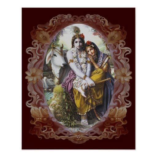 The Divine All-Attractive Couple Posters