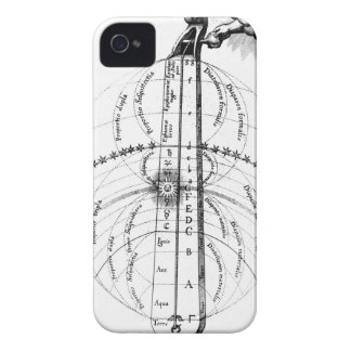 The divine harmony of the universe Case-Mate iPhone 4 case