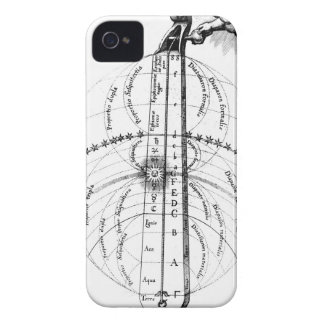 The divine harmony of the universe iPhone 4 cover