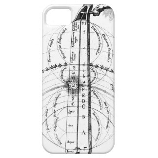 The divine harmony of the universe iPhone 5 covers