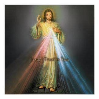 THE DIVINE MERCY DEVOTIONAL IMAGE