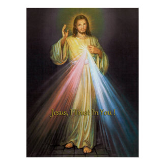 THE DIVINE MERCY POSTER