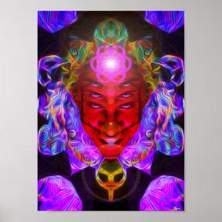The Divine Mind Poster