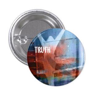 The Divine Words Series #8 3 Cm Round Badge